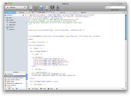 design text editor using c budget mac web design software page editors reality distortion