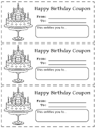 coloring pages for birthdays printables printable birthday coupons coloring pages coloring pages