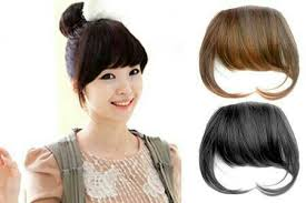 hair clip poni hairclip poni gonta ganti model poni anda setiap hari tanpa
