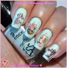 nail art stamping mania victorian manicure with born pretty store