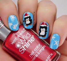 12 days of christmas nail art u002715 be happy and buy polish