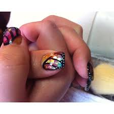 263 best nail designs images on pinterest long nails make up
