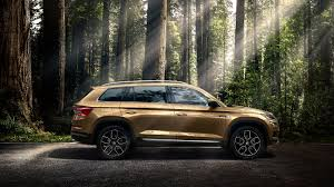 skoda kodiaq 2017 2017 skoda kodiaq 4k wallpaper hd car wallpapers