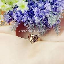 Custom Monogram Rings Custom Monogram Rings Personal Rose Gold Color Heart Ring Initials
