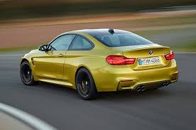 Bmw M3 Yellow 2016 - official 2014 bmw m3 m4 photos leak online