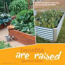 Advantage Of Raised Garden Beds - raised garden beds benefits about the garden magazine