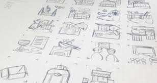 awesome inspirational examples of icon sketching 2013 awesoome