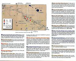 Ne Map Scottsbluff Nebraska Map With Area Attractions And Points Of Interest