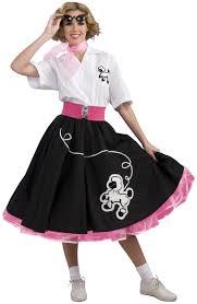 zebra halloween costume grand heritage 50s poodle skirt costume mr costumes