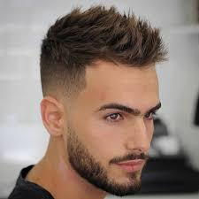 mens haircuts with beards find hairstyle