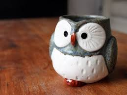 owl mug owl mugs a retrosynthetic