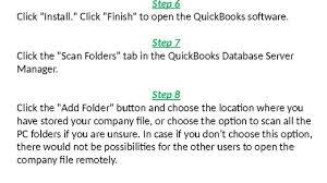 9 quick steps on how to install quickbooks pro on a server for