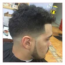 latino men haircuts with trendy black men taper faded haircut