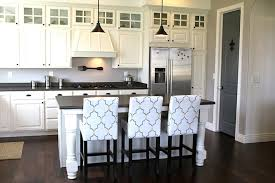 kitchen island with stool stenciled bar stools transitional kitchen benjamin ozark