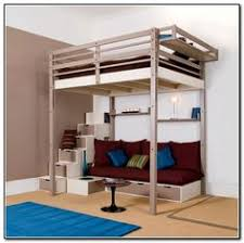 Bunk Beds With Desk Underneath Plans by Full Size Loft Beds With Desk Underneath Plans And Dresser Plus