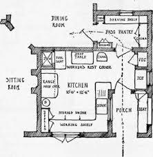 Butlers Pantry Floor Plans Living Room