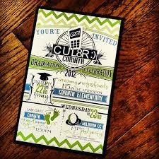 designs 5th grade graduation invitations also make your own