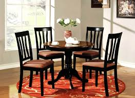 small breakfast nook table pretty placemats for round table in