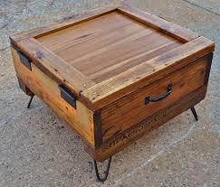 Wine Crate Coffee Table Diy by The 25 Best Shipping Crates Ideas On Pinterest Wooden Shipping