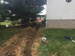 drainage system installation alliance drain u0026 plumbing llc