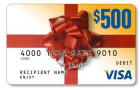 500 gift card 500 visa gift card what will you buy