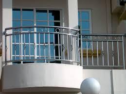 modern balcony railing best juliet balcony design pictures