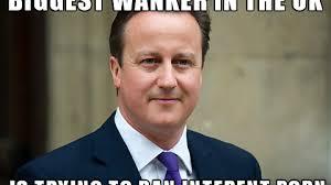 Cameron Meme - hypocrite david cameron meme on imgur