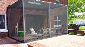 Mosquito Curtains Screen Tents For Decks Deck Insect Screens Mosquito Curtains