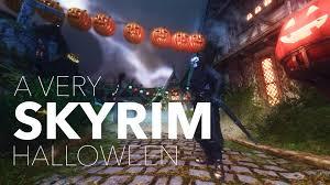 halloween spirit videos skyrim 15 halloween mods that are way 2spooky4me u2013 girlplaysgame