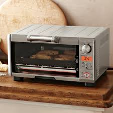 Toaster Oven Best Buy Breville Mini Smart Toaster Oven Williams Sonoma