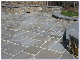 Dry Laid Flagstone Patio Installing A Flagstone Patio With Mortar Patios Home Design