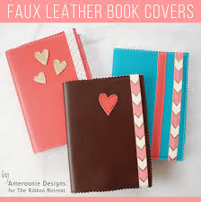 leather photo book leather book covers the ribbon retreat