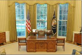 gold curtains in the oval office empty white house rooms google search our white house