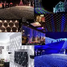 led net light 4 2m x 1 6m 300leds ac 220v