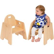 Toddler Wooden Chair Toddler Beech First Chair From Early Years Resources Uk