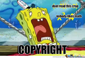 Meme Copyright - copyright by donotforgetthis2 meme center