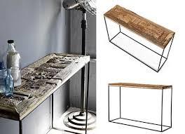 tables better living through design tagliare console table console better living through design