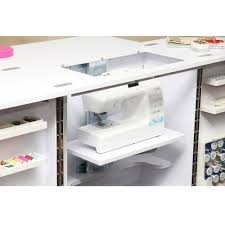 tailormade sewing cabinets nz tailormade sewing cabinet gemini white the ribbon rose