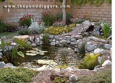 diy easy backyard pond design idea backyard pond design and
