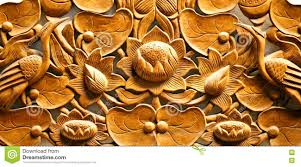 beautiful wooden carving stock photo image of nifty 80207726