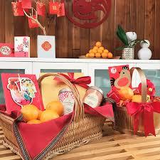 new year gift baskets new year s hallmark ideas inspiration