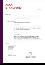 Chief Accountant Resume Sample by Accounting Resume Samples Berathen Com
