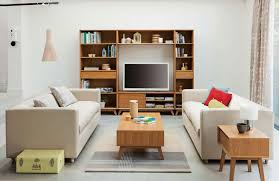 virtual room design superb modern living room design with opposite red gray couch