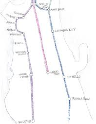 Seattle Rail Map by Rail Thin Ideas For Beefing Up Seattle U0027s Transit Network U2013 The