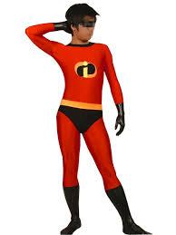 incredibles incredible spandex superhero costume