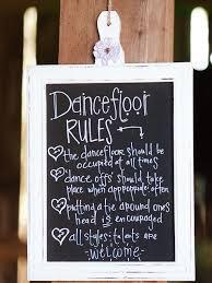 chalkboard wedding programs 18 unique chalkboard wedding sign ideas