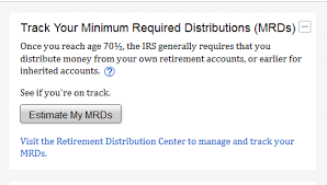 Ira Rmd Table Ira Faqs Required Minimum Distributions Fidelity