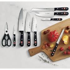 gourmet kitchen knives wüsthof gourmet kitchen 2 utility set wusthof knife set