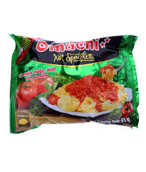 instant cuisine potato instant noodles with spaghetti sauce coffee deli