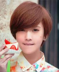 nice koran hairstyles cute hairstyles cute korean short hairstyles collection and